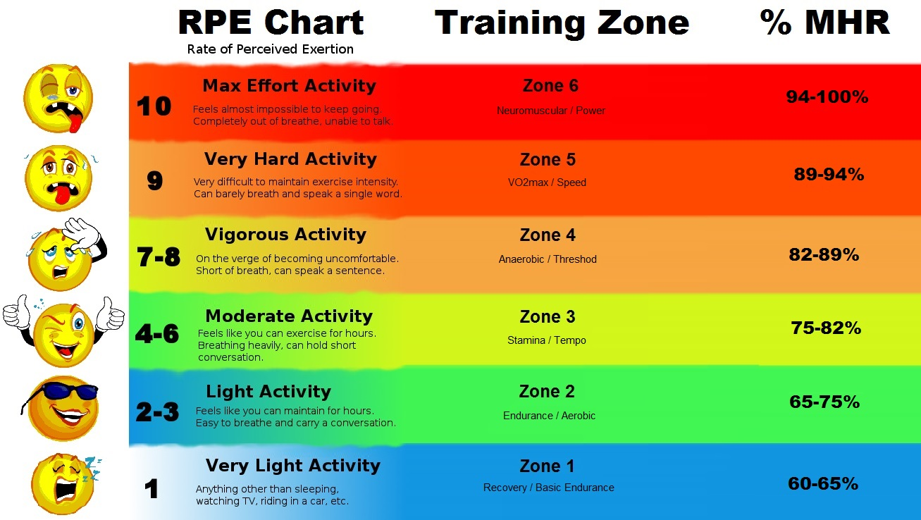 Training zones for metcon coach john newedge campmctchart nvjuhfo Images