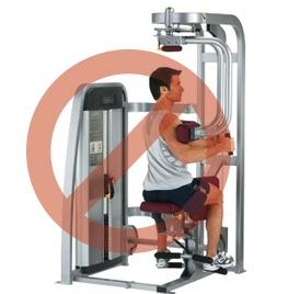 seated rotation machine