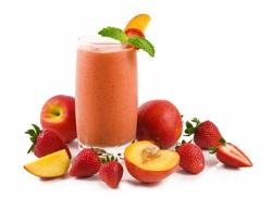 strawberry-peach